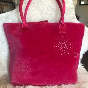 Pink Bath & Body Tote